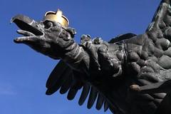 Hungary: Tatabanya Turul Monument