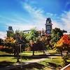 Nice fall day #youofa #wps #oldmain