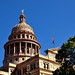 Texas Capitol Building Caught in the Midday Sun