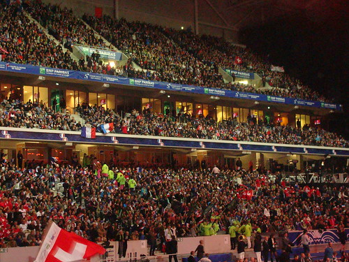 The French Crowd