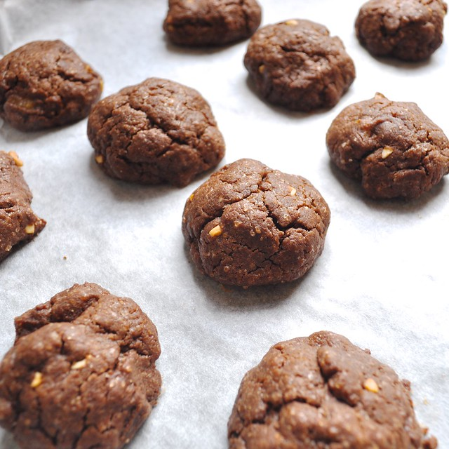 healthy chocolate biscuits