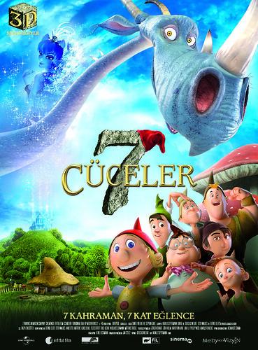 7 Cüceler - Der 7bte Zwerg (2015)