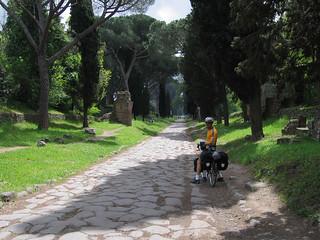 Appian Way, Italy