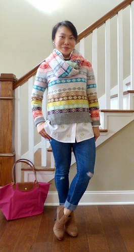 fairisle stripe