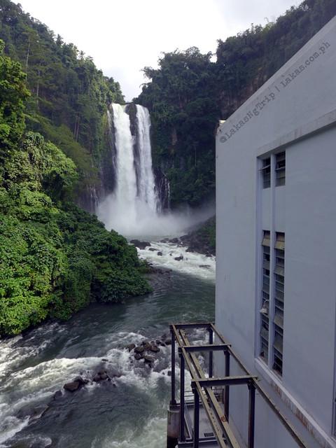 Maria Cristina Falls in Iligan City, Philippines