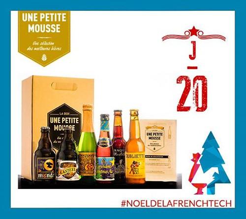 FrenchTech Noël 2014 Une Petite Mousse