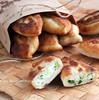 Пирожки с луком и яйцами1