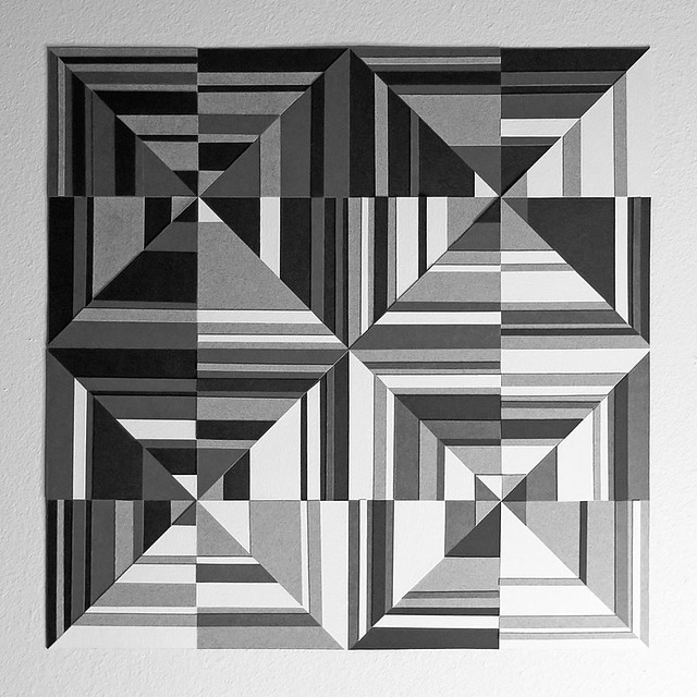 Greyscale Series : XYZ Axis.