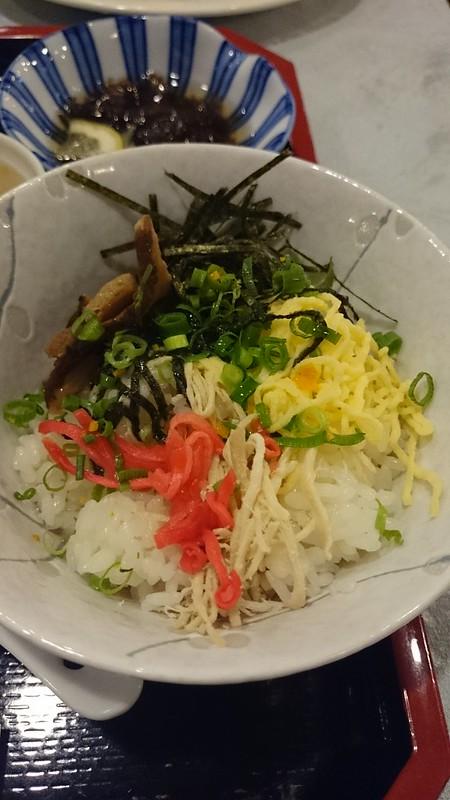 奄美大島鶏飯