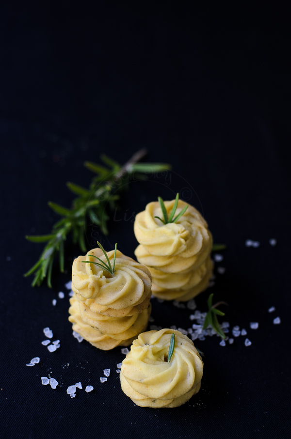Rosemary Seasalt Sablés