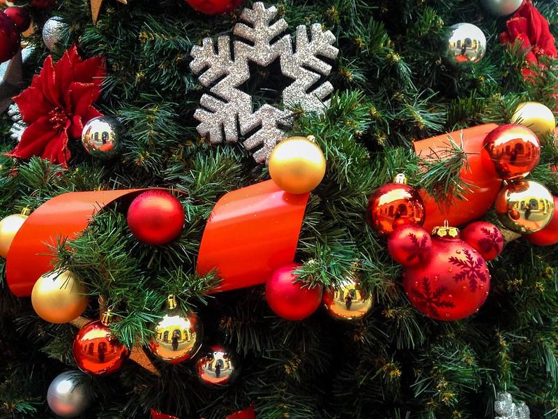 Hidden Mickey Christmas Decorations