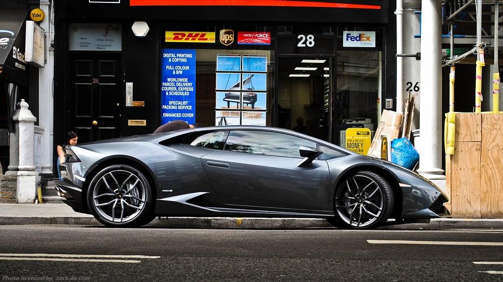 Lamborghini Huracan El Huracan Jack De Gier Flickr