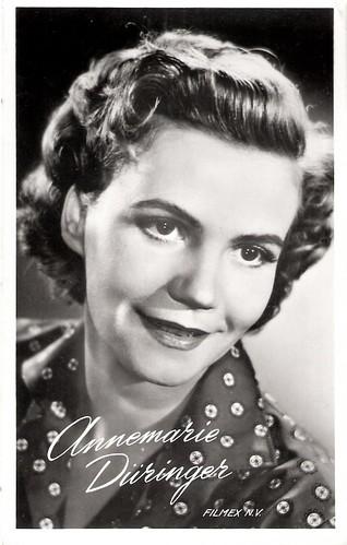 Annemarie Düringer (1925-2014)