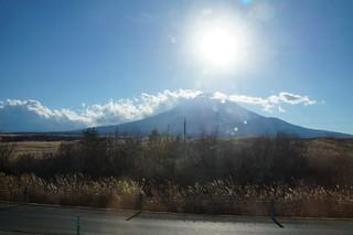 031 Mount Fuji onderweg