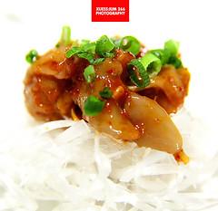 Spicy Cod Stomachs