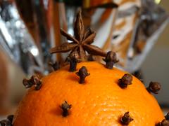 Szegfűszeges narancs