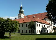 Prague, Břevnov Monastery