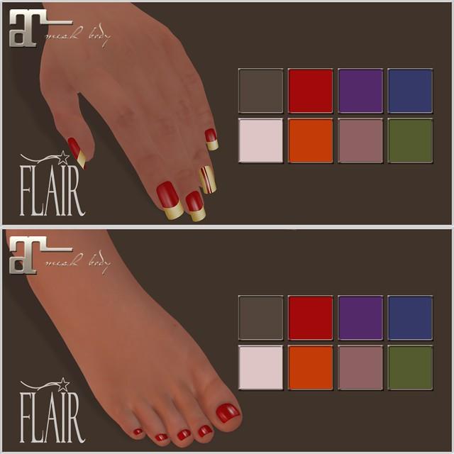 Flair - Maitreya - set 1