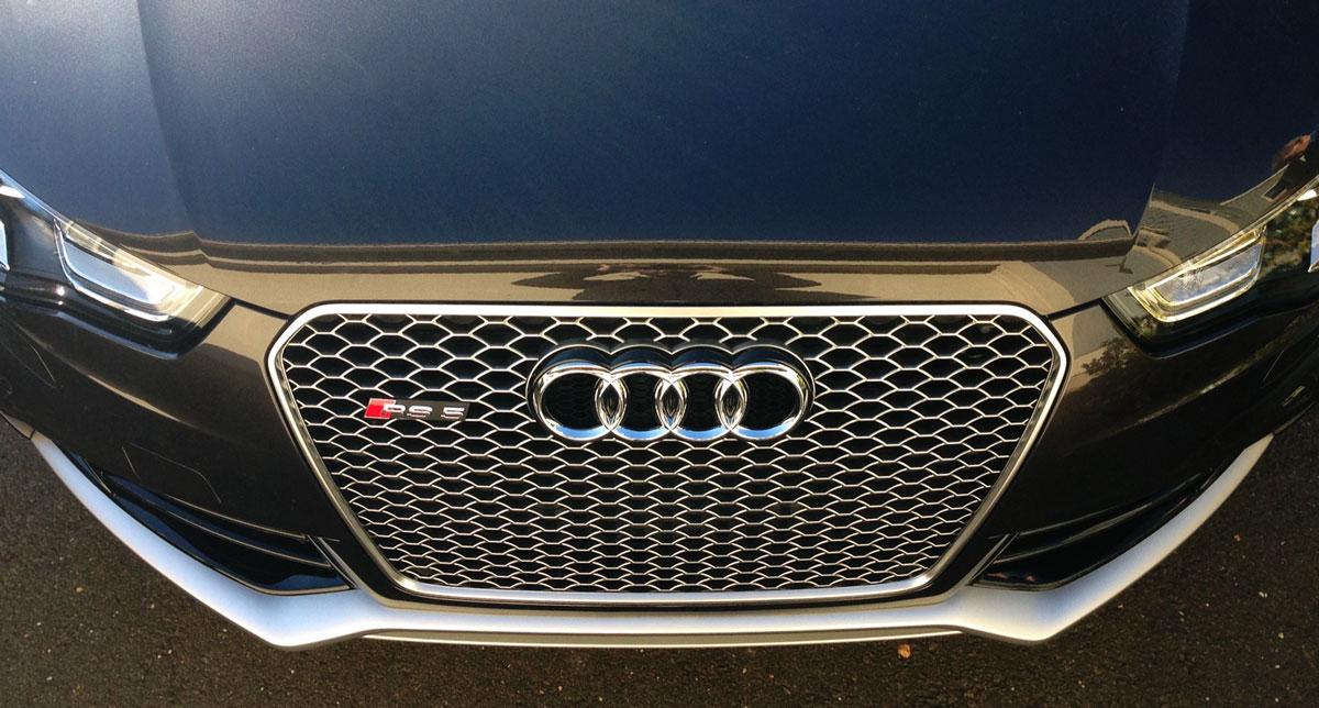 2015 RS5 Lava Grey Pearl