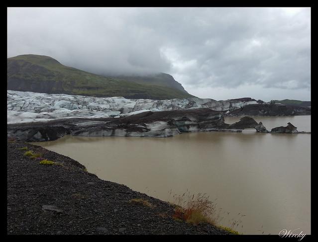 Islandia Vík Eldhraun Skaftafellsjökull Svartifoss Jökulsárlon - Visita a la lengua glaciar Svínafellsjökull