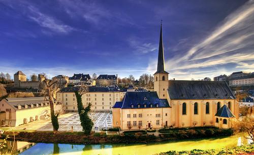 Ausflug nach Luxembourg