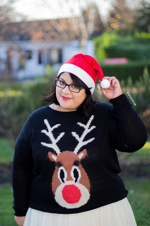 Xmas ,  christmas outfit , plus size