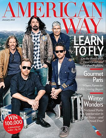 American Airlines revista American Way (American Airlines)
