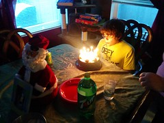 Jake's 13th Birthday