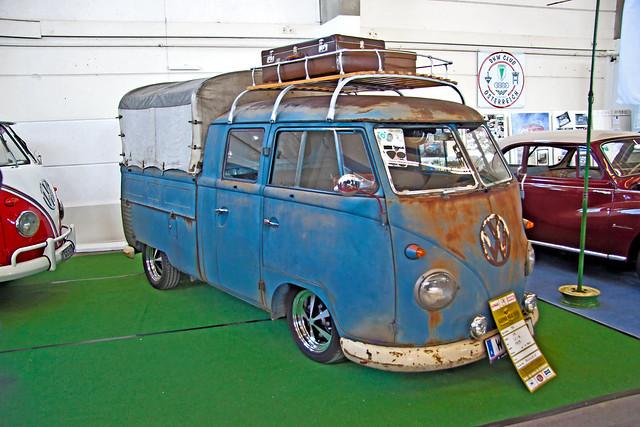 Volkswagen Typ 2 T1b 26-16 1959 (5060)
