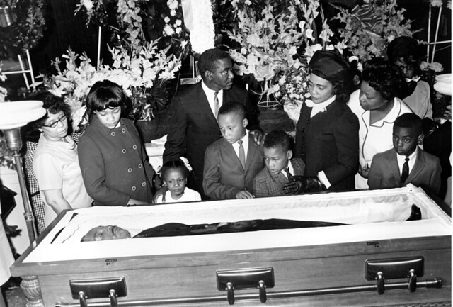 KING FAMILY MOURNING