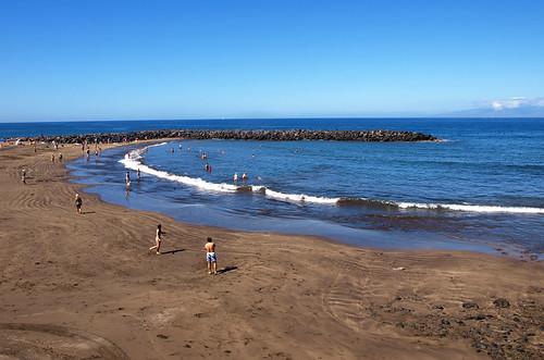 April, Costa Adeje, Tenerife
