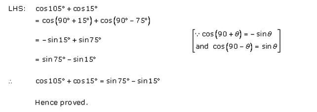 RD-Sharma-Class-11-Solutions-Chapter-7-Trigonometric-Ratios-Of-Compound-Angles-Ex-7.1-Q-9