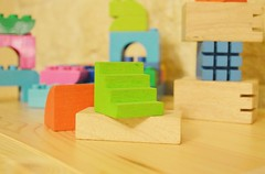 wooden block, toy block, wood, toy,