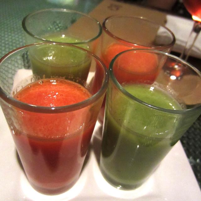Gazpacho colours