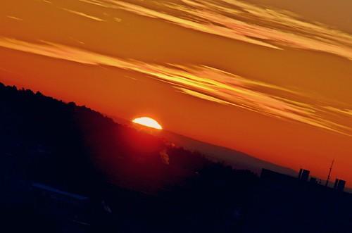 sunset sun slr photography nikon tramonto foto fotografie photograph fotos sample dslr morgenstelle spiegelreflexcamera steinenberg eagle1effi nikonbest d5100 nikond5100 bestofnikond5100 d5100best
