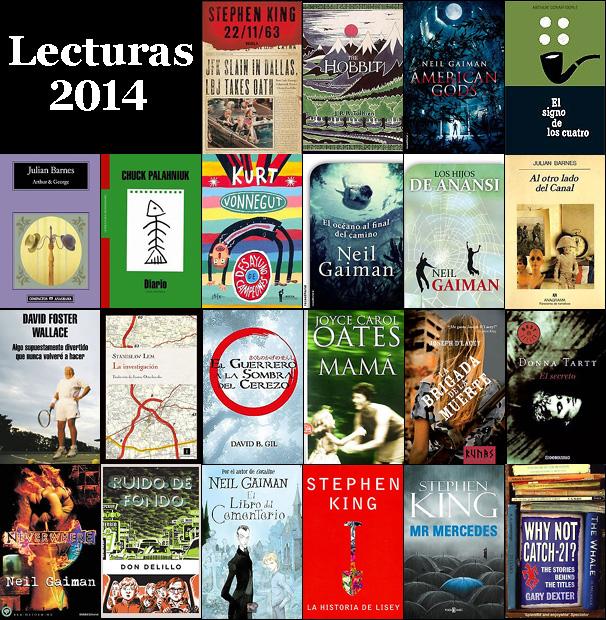 Lecturas 2014