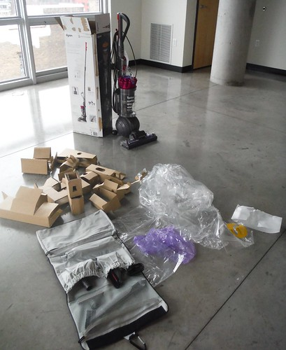 Dyson unpacked