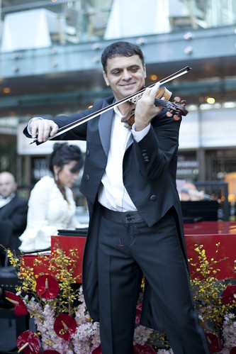Vasko Vassilev in action.
