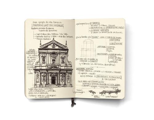 Chema Pastrana - Classic Architecture Studies