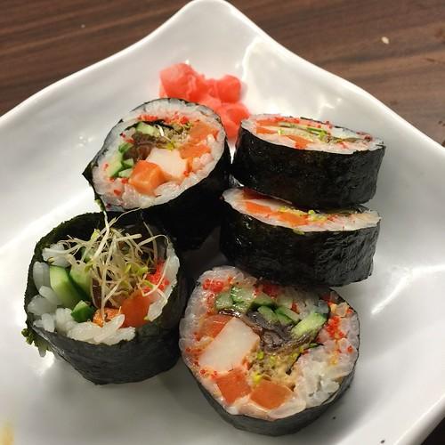 晚餐吃什麼?老闆請客新選擇-推薦高雄松江庭吃到飽日式料理 (22)