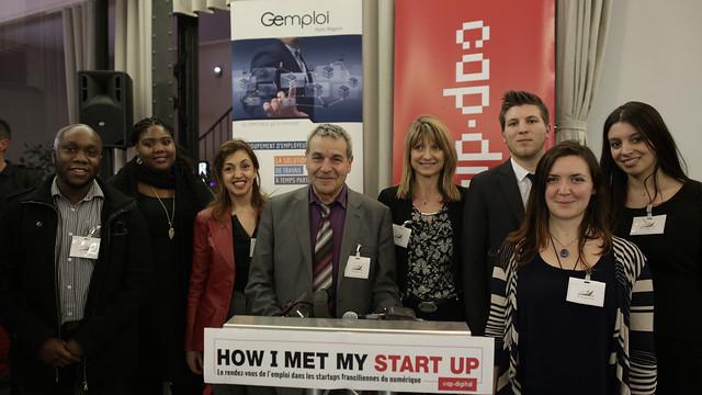 How I Met My Startup #3