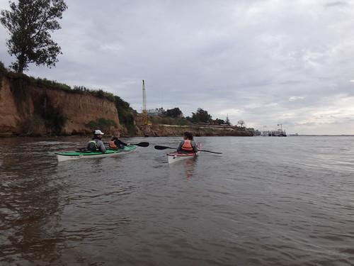 Kayak - Punta Armado - Bahia La Carlota - Isla Verde  (286)