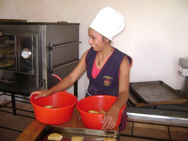 Mujeres formadas para el desarrollo en Bolivia