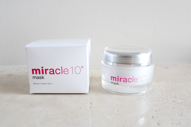 Miracle 10 mask review