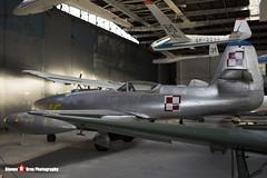 16 SP-GLK - 925 - Polish Air Force - Yakovlev Yak-23 - Polish Aviation Musuem - Krakow, Poland - 151010 - Steven Gray - IMG_9878