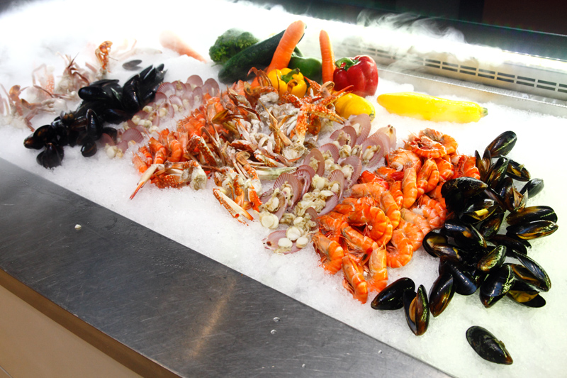 Latest Recipe Buffet Seafood