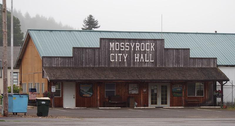 Mossyrock City Hall