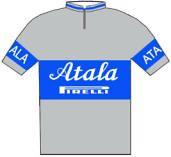 Atala - Giro d'Italia 1958