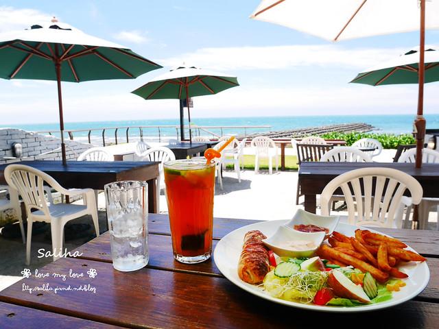 三芝淺水灣海邊咖啡餐廳推薦那年夏天