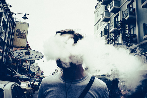 Another smoke. | by noppadol.maitreechit